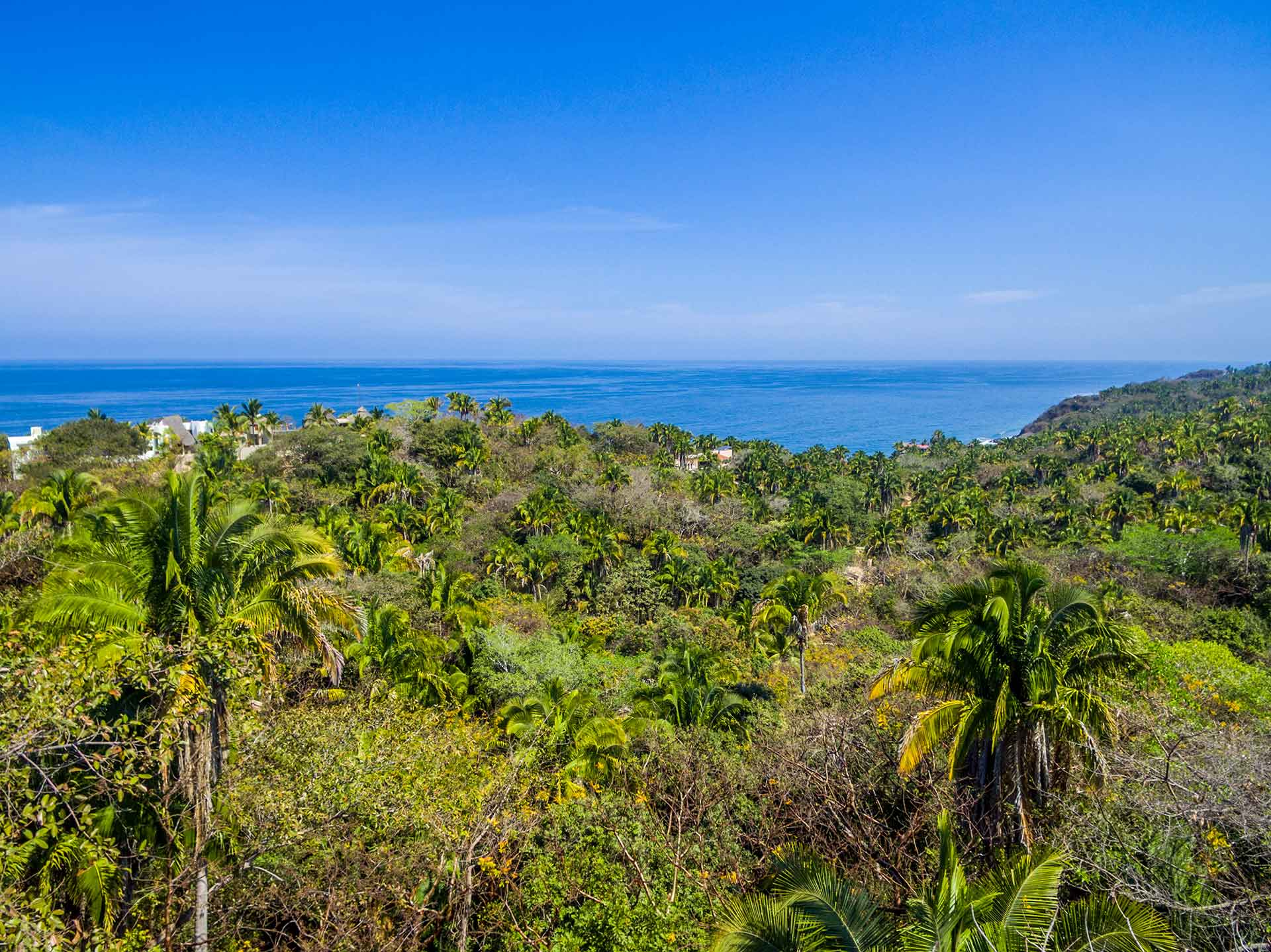 Large, Ocean View Lot in Costa Azul