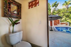 Casa-Mar-Azul-DOS-bathroom-door-to-pool-patio